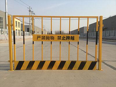 竖管基坑护栏
